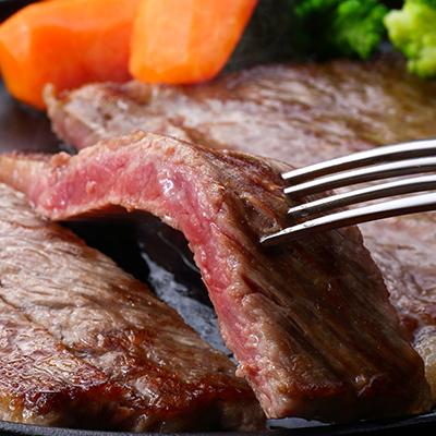 【熊本肥育】肉のみやべが厳選したあか牛サーロインステーキ