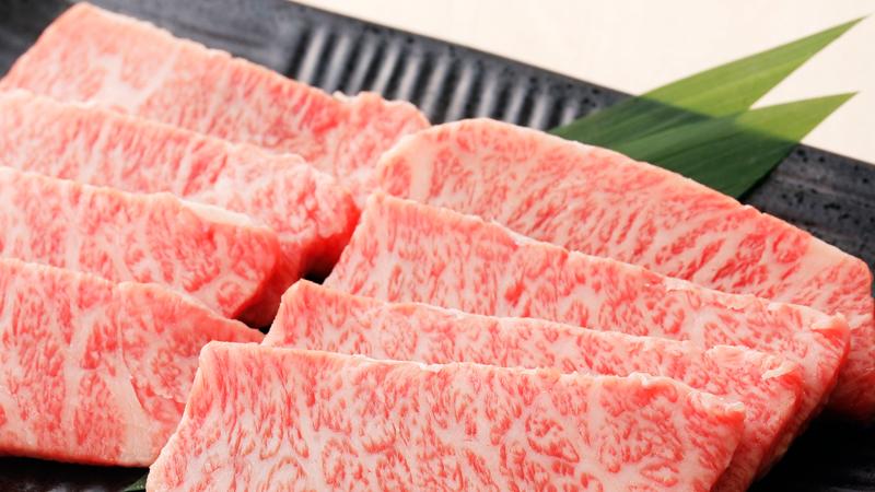 黒毛和牛売れ行きNo1 肩ローススライス(焼肉用)